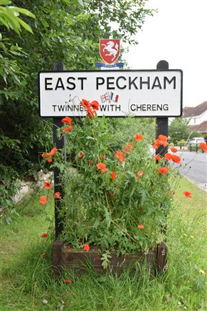 EAST PECKHAM SIGN 13 JUNE 2017