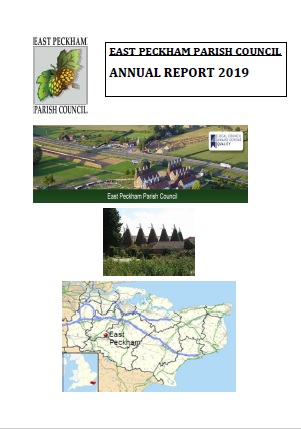 Annual Report 2019 front cover